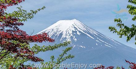 DE604 : โปรแกรมทัวร์ญี่ปุ่น โตเกียว ฟูจิ สกี 5 วัน 3 คืน (XW)