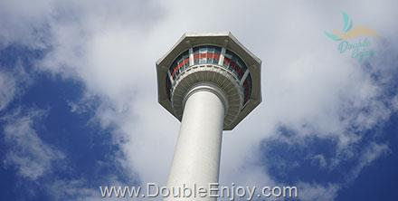 DE896 : โปรแกรมทัวร์เกาหลี ปูซาน แดกู ทางเดินลอยฟ้าออยุคโด สวนสนุก E-WORLD 5 วัน 3 คืน (KE)