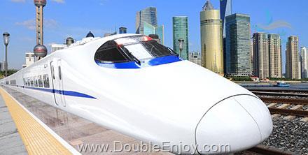 DE877 : โปรแกรมทัวร์เซี่ยงไฮ้ ปักกิ่ง หังโจว หาดไว่ทาน นั่งรถไฟความเร็วสูง 6 วัน 4 คืน (TG)