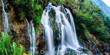 DE876 : ทัวร์เวียดนามเหนือ ซาปา นิงห์บิงห์ ภูเขาปากมังกร น้ำตกสีเงิน 3 วัน 2 คืน (FD)