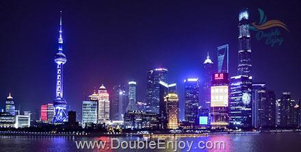 DE324 : โปรแกรมทัวร์เซี่ยงไฮ้ หังโจว ล่องเรือต้าหยุนเหอ 4 วัน 2 คืน (CZ)