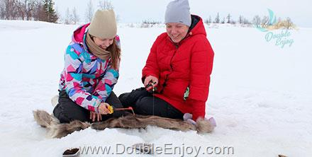 DE241 : โปรแกรมทัวร์เกาหลี นามิ สกี เอเวอร์แลนด์ เทศกาลตกปลาน้ำแข็ง 6 วัน 3 คืน (XJ)